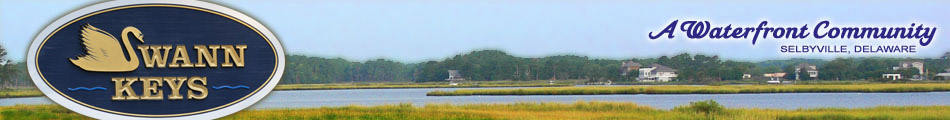 Swann Keys, A Waterfront Community, Selbyville Delaware
